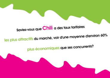 5 points à savoir sur Chili