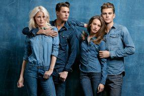 Le Jeans: Le roi de la mode unisexe