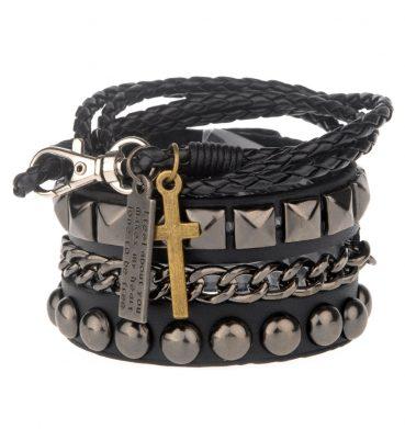 Fashion Special : Bracelets en cuir