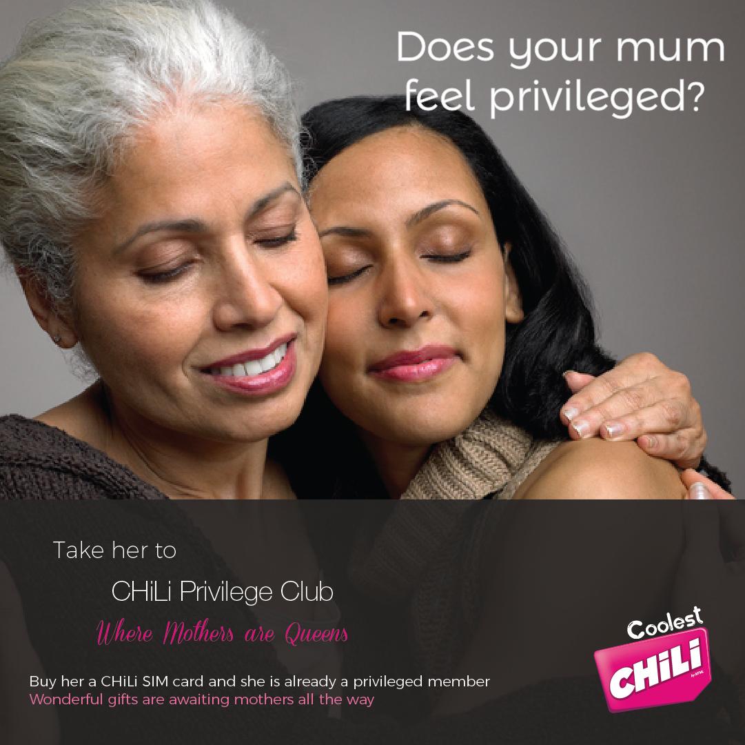 CHiLi Privilege Club: Where Mothers are Queens