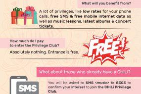 CHiLi Music Privilege Club