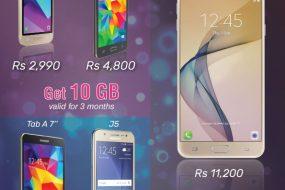 Les meilleures offres sur les téléphones et tablettes Samsung