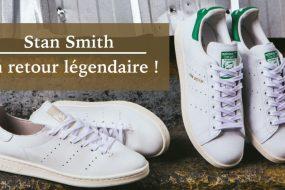 Stan Smith | Un retour légendaire