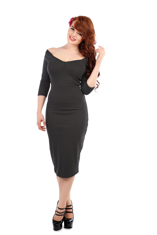 a96d0d4f8bdd11 Envie d un look glamour sorti tout droit des années 50 à la Marilyn Monroe   Optez pour la robe crayon!
