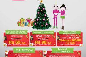 Promos exceptionelles jusqu'au 31 décembre