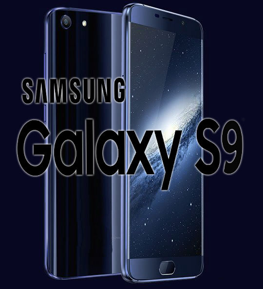 Concept design for Samsung Galaxy S9