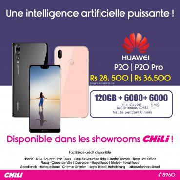 Huawei P20 | P20 Pro chez CHiLi