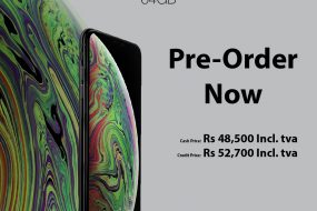 Pre-Order your iPhone XS | XS MAX Now