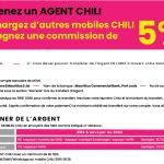 Chili web post (e-dealer) FR