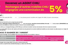 Devenez un Agent Chili