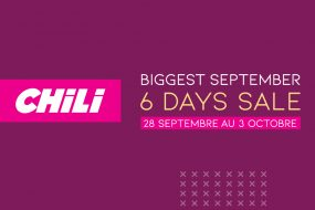 Chili Biggest Monthly Sales