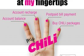 Pay your bill with a click